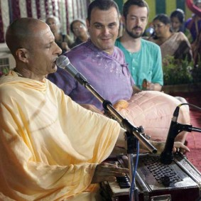 Radhanath Swami 1 283x283 Radhanath Swami As a Music Lover