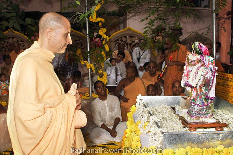 Radhanath-Swami-Seeing-The-Lord