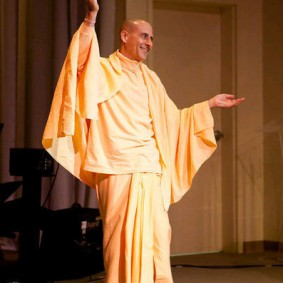Radhanath Swami Dancing 11 283x283 Radhanath Swami As a Music Lover
