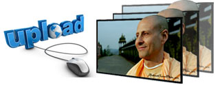 Radhanath swami photo uploads