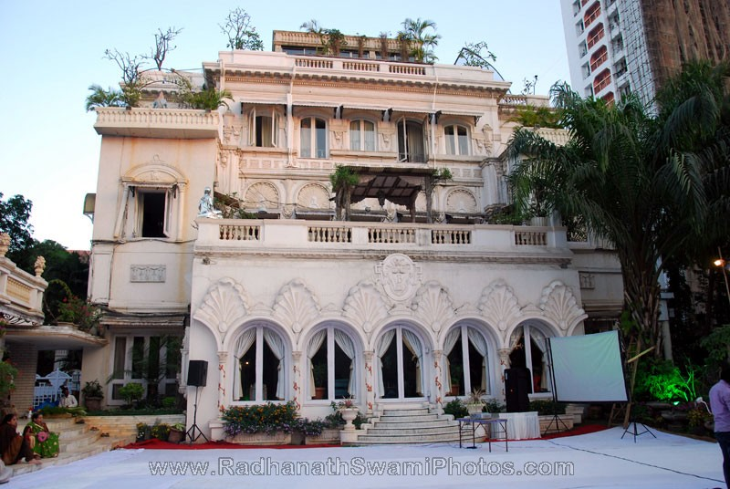 Birla House in Mumbai