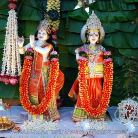 Radha Krishna Deities of Birla House