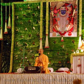 Radhanath Swami at Birla House 283x283 Radhanath Swami At Birla House