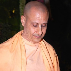 Radhanath Swami Photo 1 283x283 Radhanath Swami At Birla House