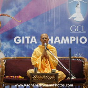 IMG 0034 new 283x283 Radhanath Swami At Gita Champions League Event