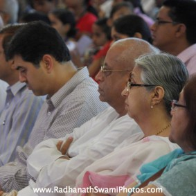 IMG 0039 new 283x283 Radhanath Swami At Gita Champions League Event