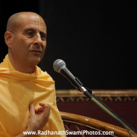 IMG 0047 new 283x283 Radhanath Swami At Gita Champions League Event
