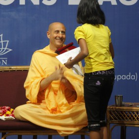 IMG 0086 new 283x283 Radhanath Swami At Gita Champions League Event