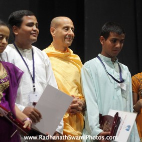 IMG 0130 new 283x283 Radhanath Swami At Gita Champions League Event