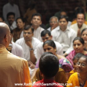 IMG 0165 new 283x283 Radhanath Swami At Gita Champions League Event