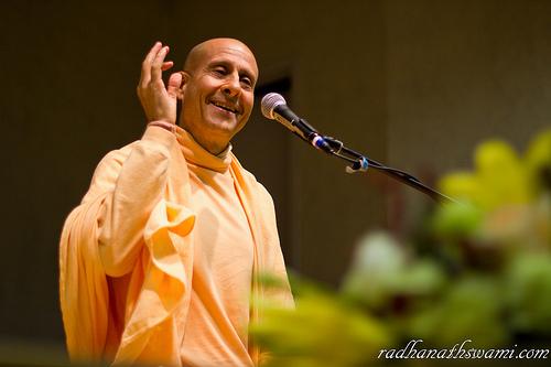 Radhanath Swami - Lecture
