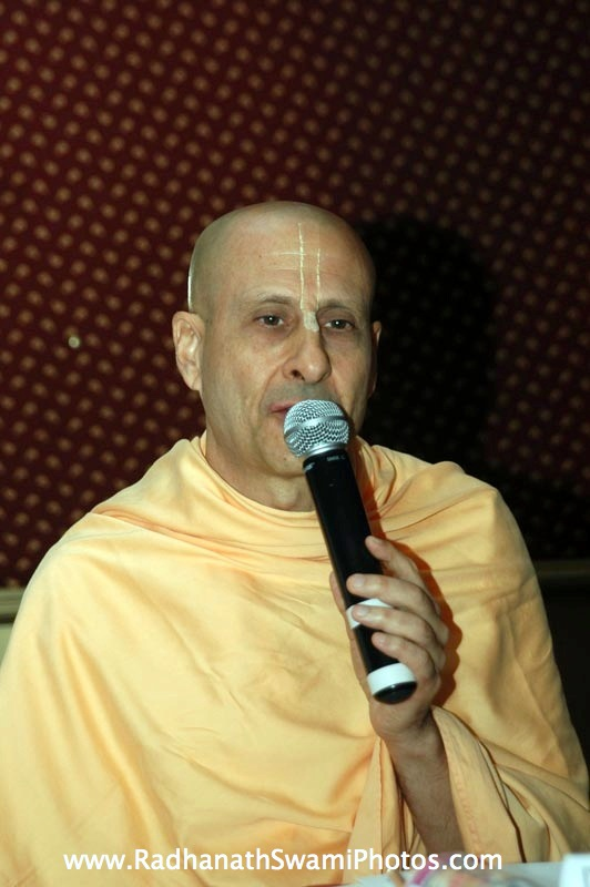 Talk by HH Radhanath Swami