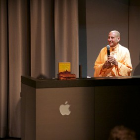 IMG 1977 Radhanath Swami 283x283 Radhanath Swami At Apple Inc.