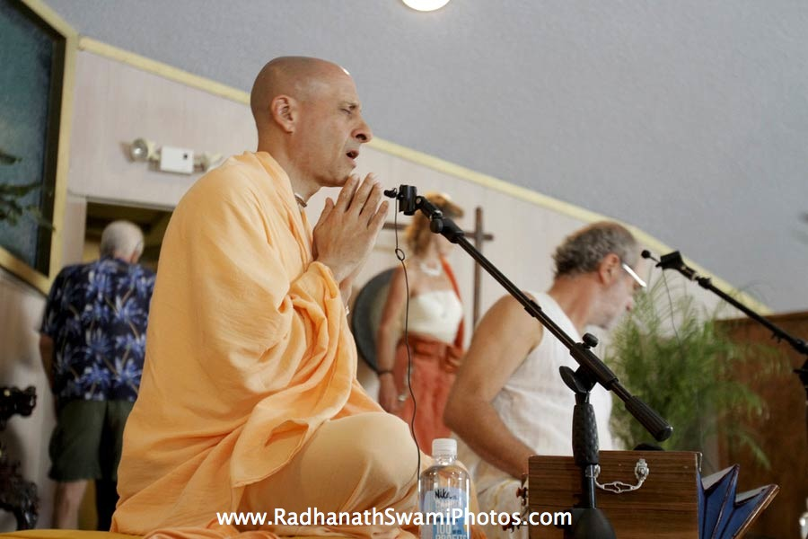Talk by HH Radhanath Swami at Bhaktifest