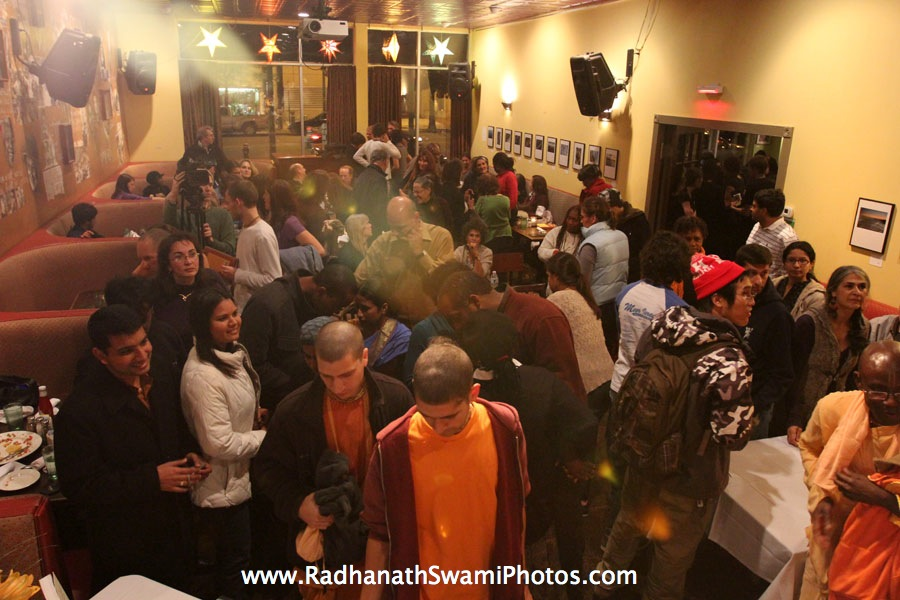 Busboys and Poets Restaurant