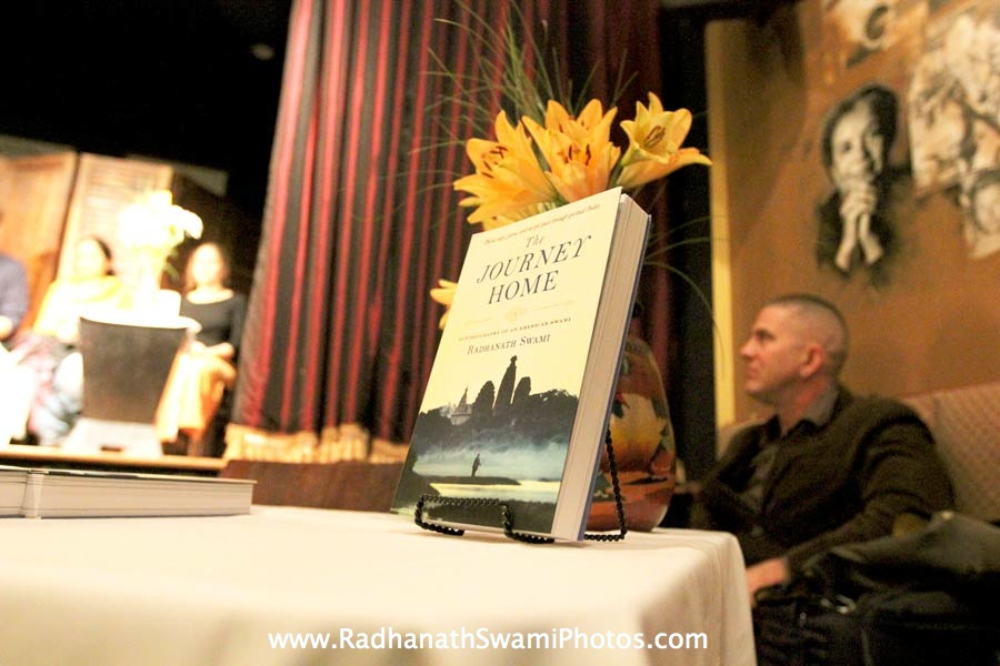 Radhanath Swami's The Journey Home Book