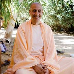 Radhanath Swami at Bhakti fest