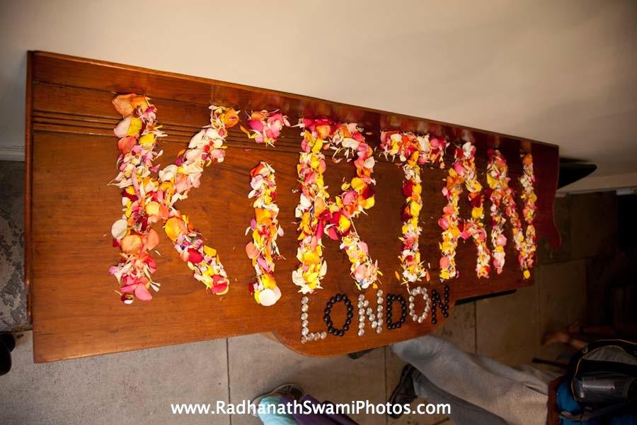Radhanath Swami at Kirtan London Launch