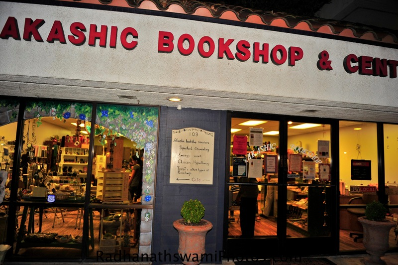 Akashic Book Store Los Angeles