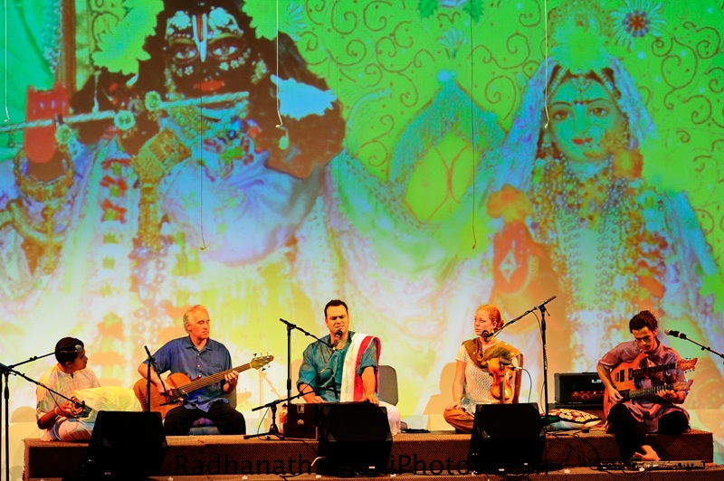 Kirtan by Kindered Spirit Group at Dance to the source of Love Events