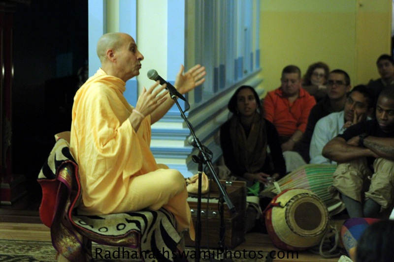 Radhanatha Swami Maharaj