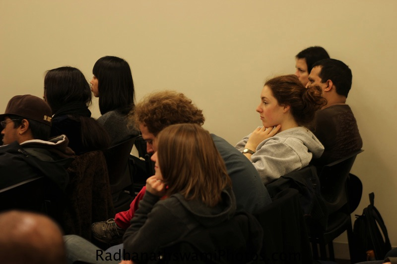 Students at New York University