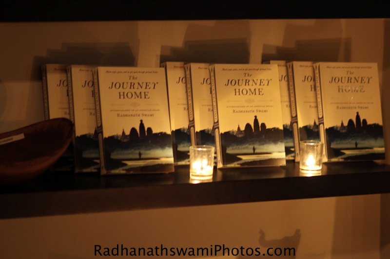 Journey Home Book of Radhanath Swamy