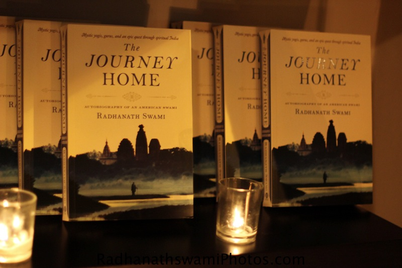 The Journey Home - Radhanatha Swamy