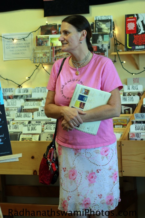 Devotee at Sundance Book Store