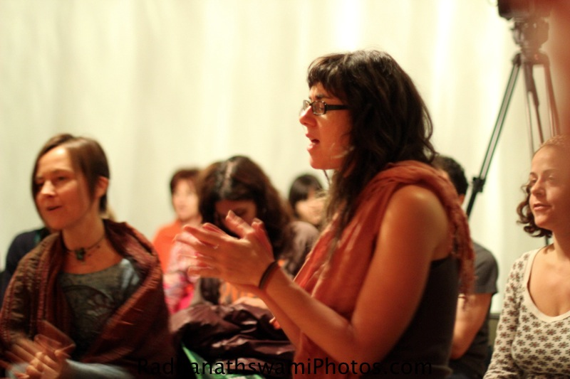 Guest at Kula Yoga Center, New York