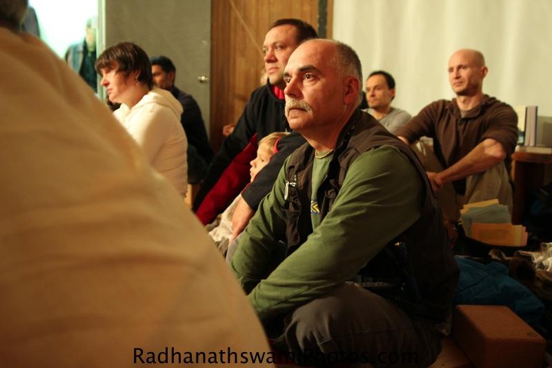 Guest at Kula Yoga Center