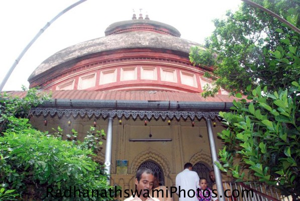 Birth place of Srila Prabhupada at Kolkata, India
