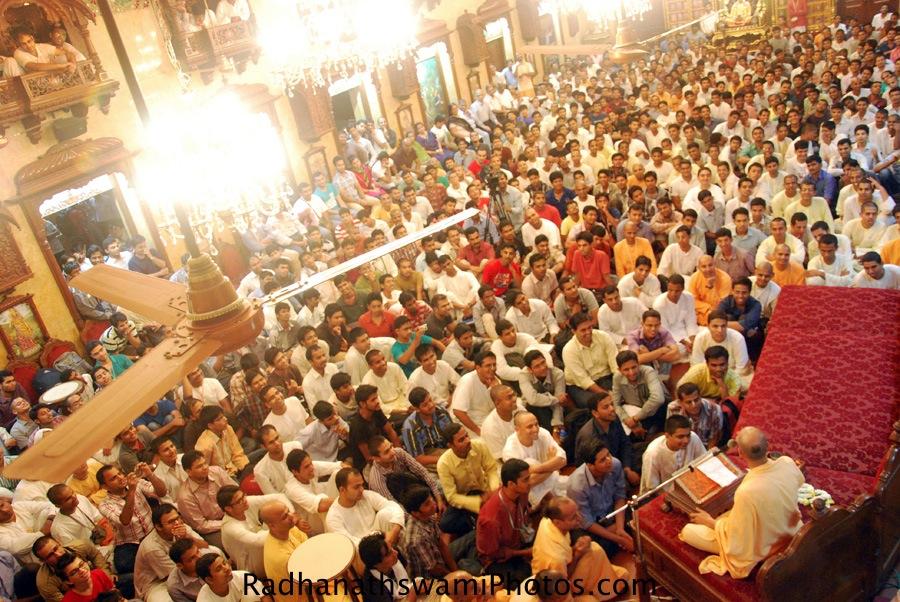 Prerana Lecture by HH Radhanath Swami