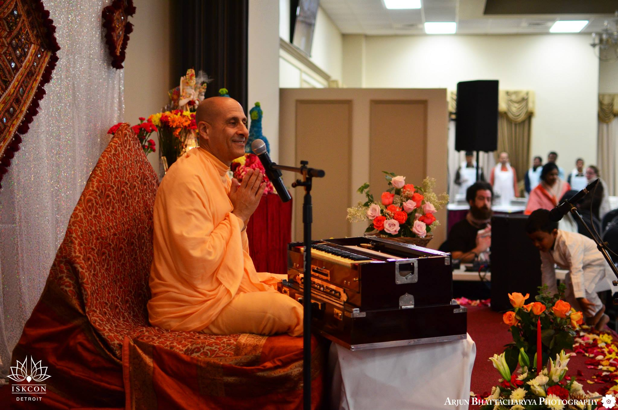 Radhanath Swami Lecture on Appearance day