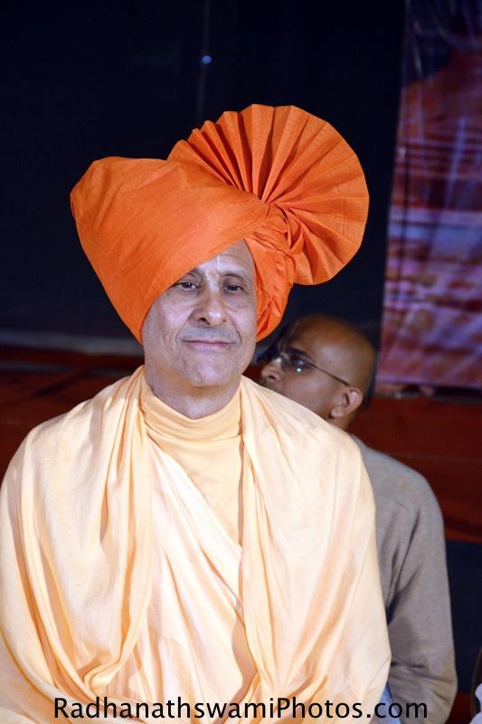 Radhanath Swami