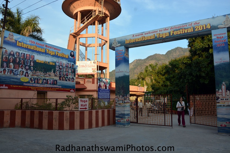 International Yoga Festival, Rishikesh