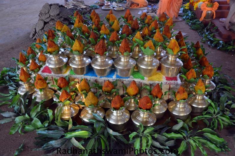 Kalasam for Abhishek