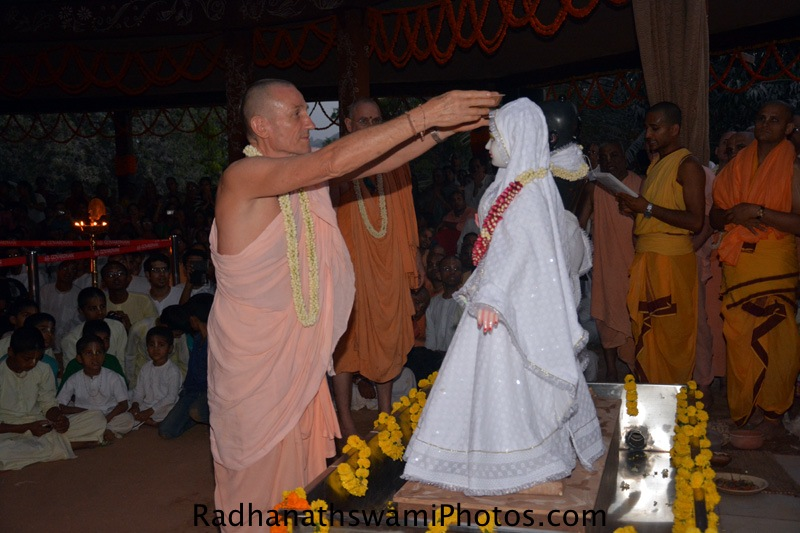 Jananivas prabhu at GEV