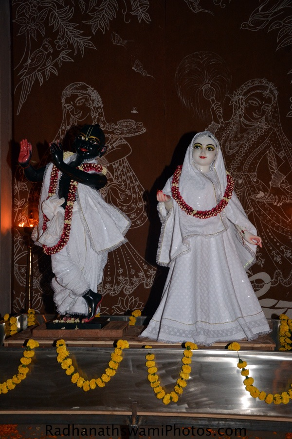 Radha Vrindavanvihariji at GEV
