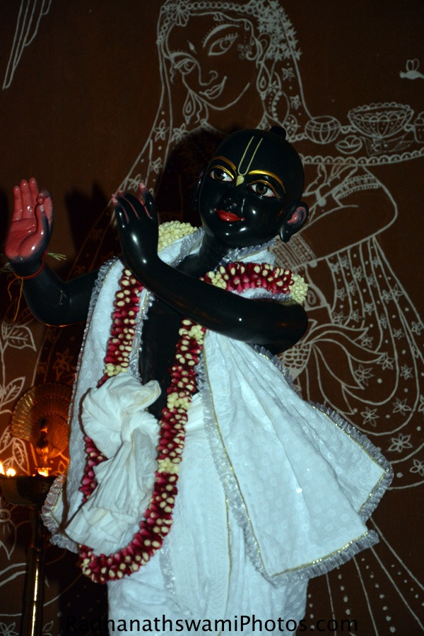 Vrinadanvihariji at GEV