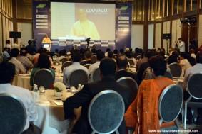 Radhanath Swami speaks at CLO Summit