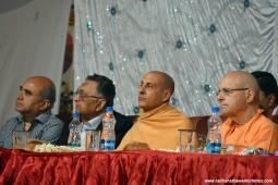 Radhanath Swami at Annual day function of BVH