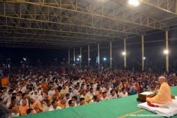 Talk by Radhanath Swami at Govardhan2