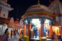 Ganga temple at Haridwar