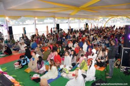 Guests at International Yoga Festival4