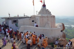 Hampi Yatra with Radhanath Swami