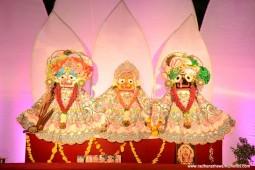 Jagannath, Baladev & subhadra devi
