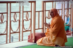 Radhanath Swami at Rishikesh1
