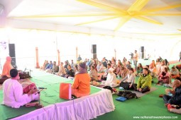 Talk by Radhanath Swami at Rishikesh