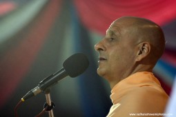 Talk by Radhanath Swami
